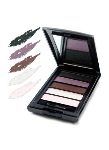 Tca Studio Make Up Eyeshadow Palette 2 Vıolet Renkli